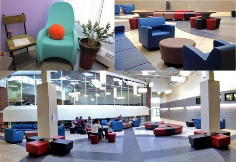 Hondo Nuevo RockSmart Chair and Luther College