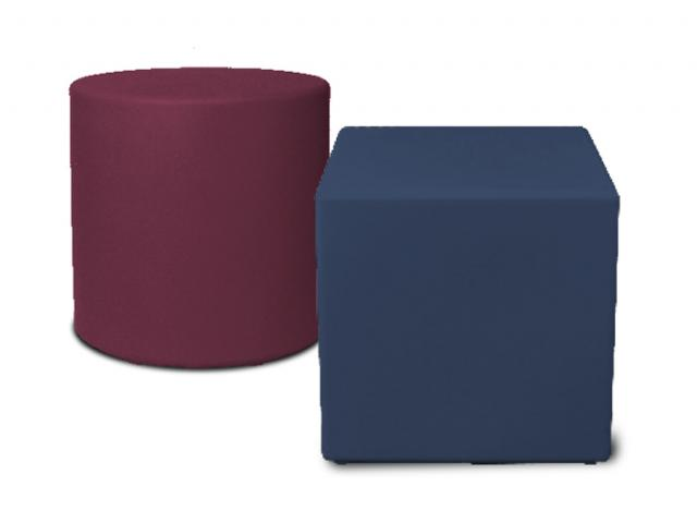 B-Side Square and Round