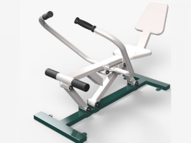 Rowing Machine Workout in Canada