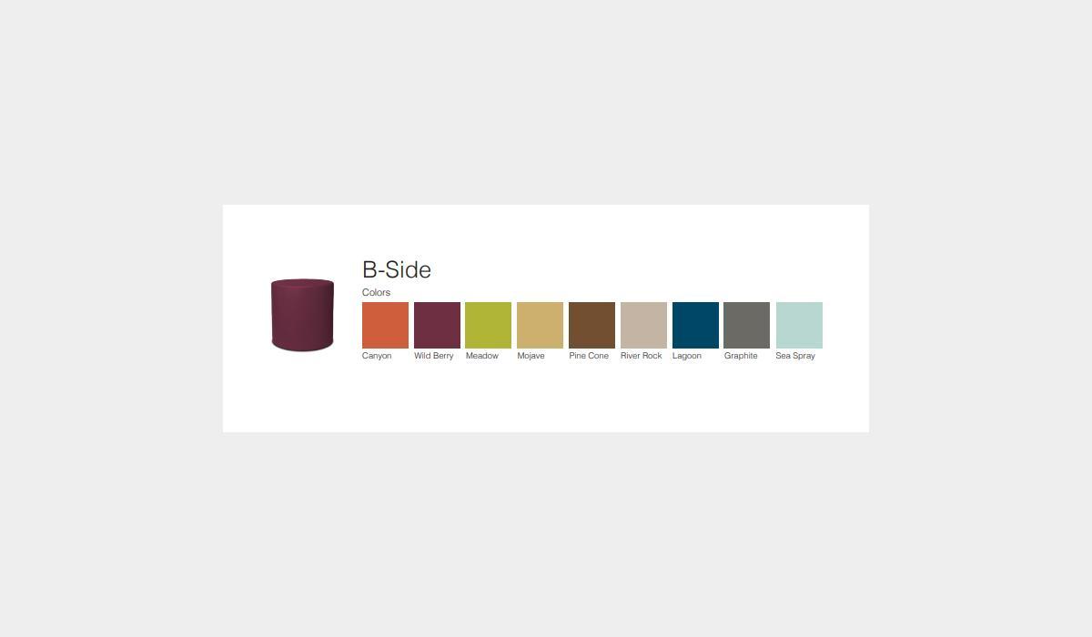 B-Side Colour Selection