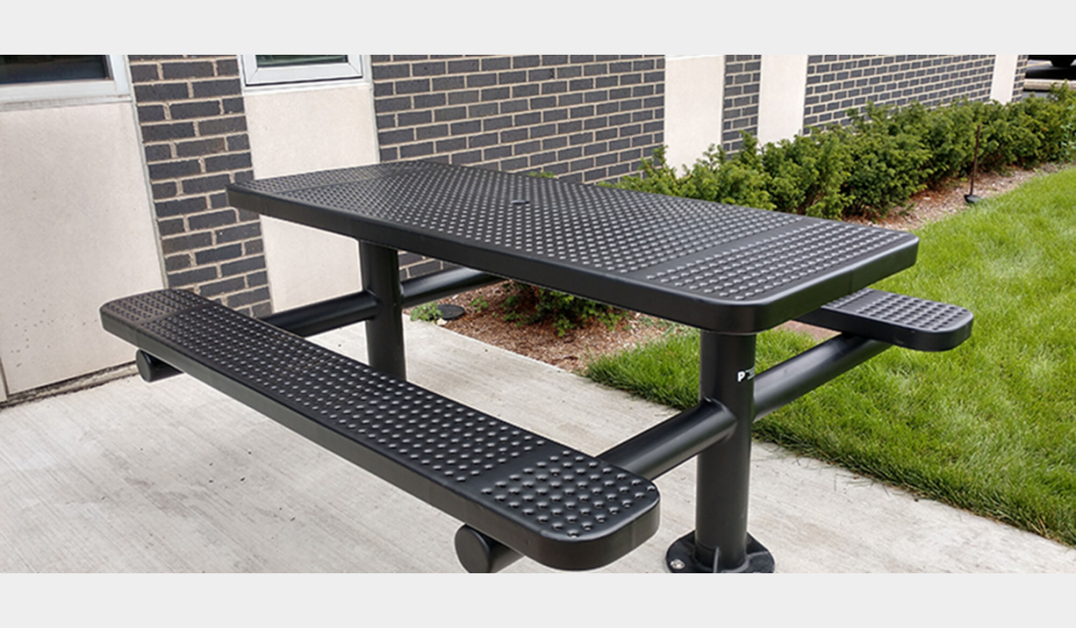Outdoor Picnic Table - SWS Group