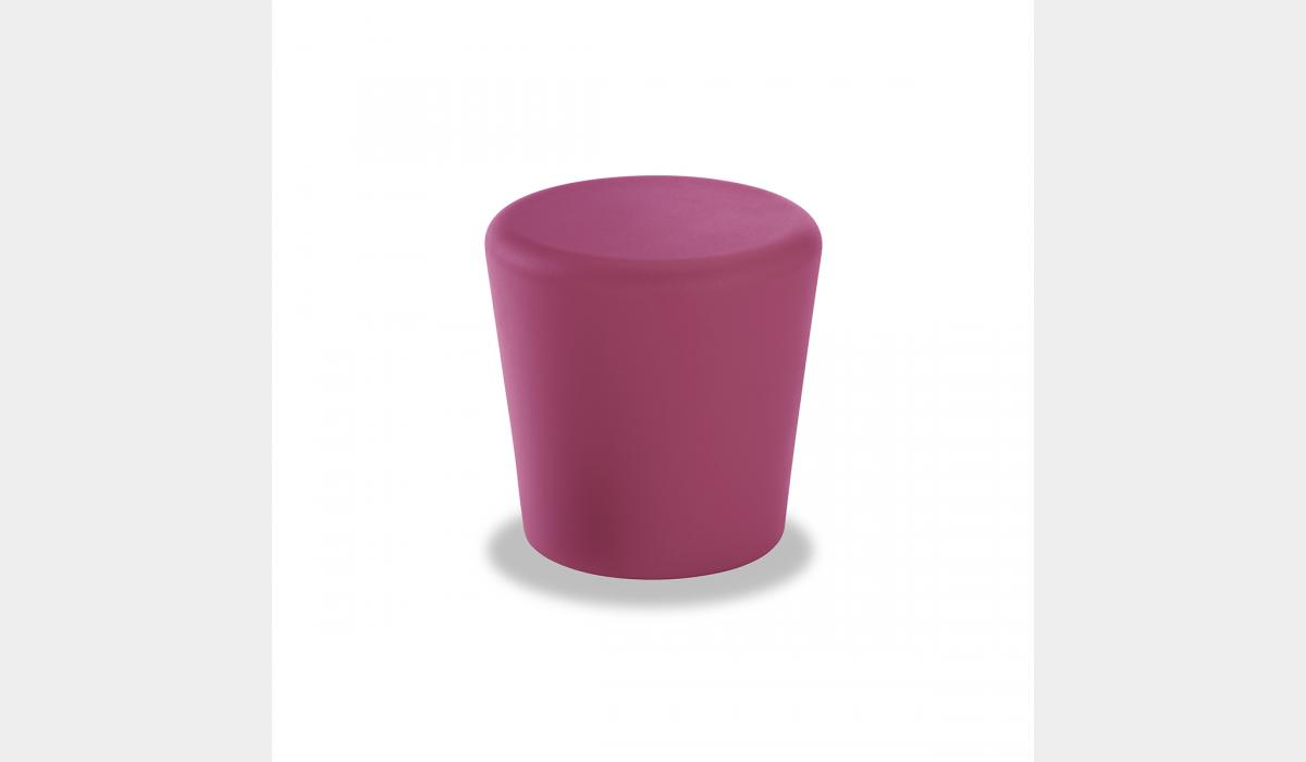 Hondo Nuevo - Stool (High Bright Orchid)