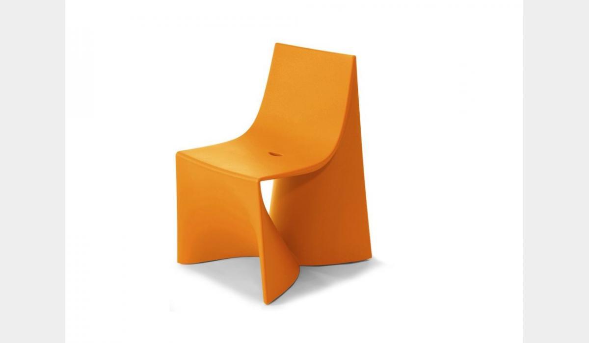 Jux Chair - Tangerine