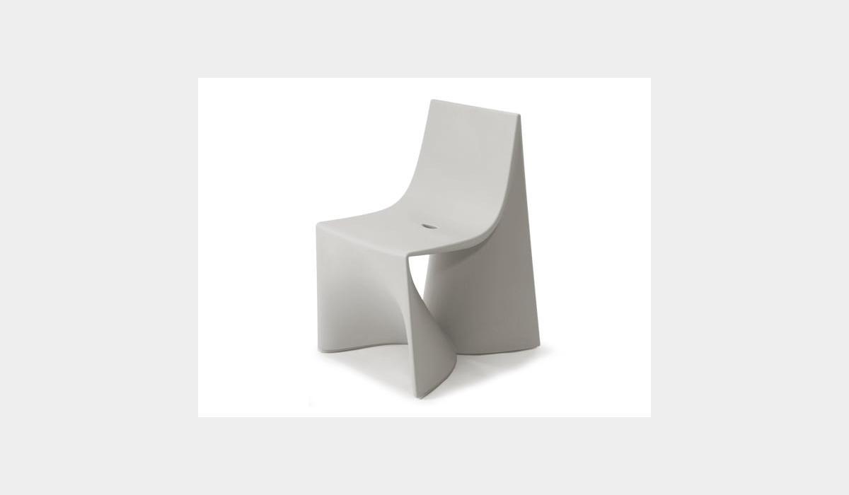 Jux Chair - Grey Velvet