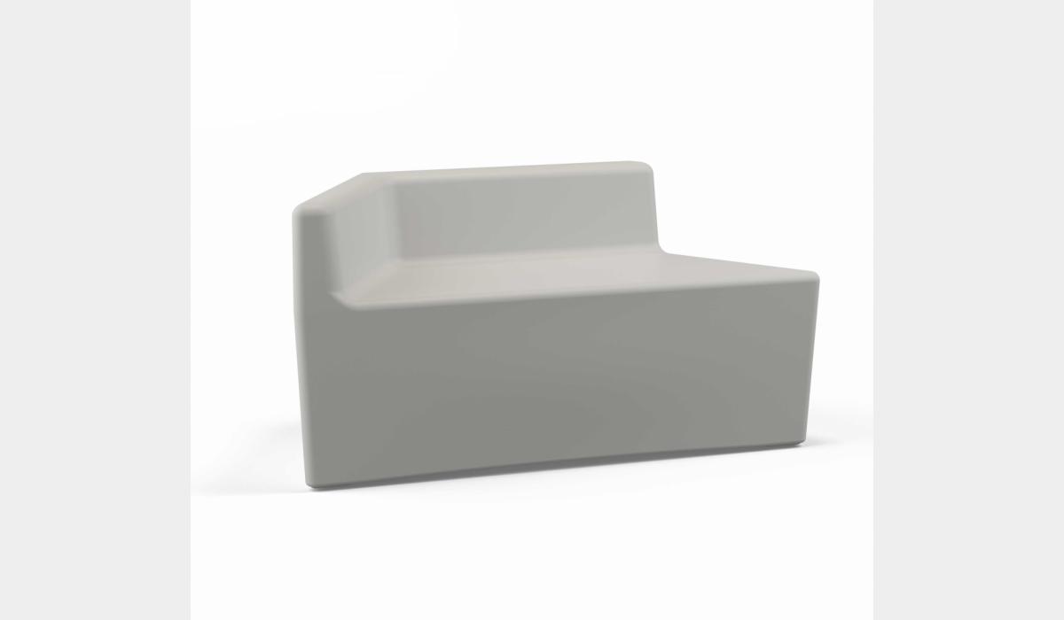 Amaze Chair Grey Velvet