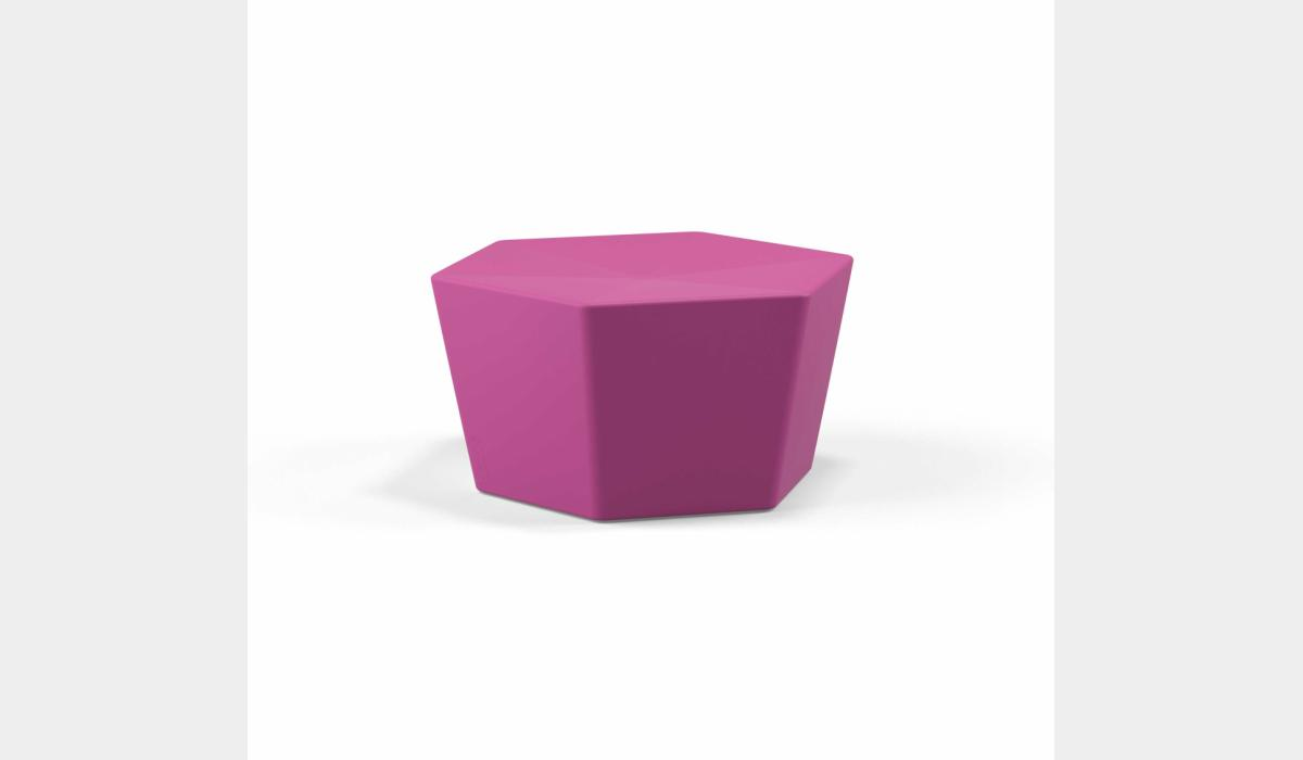 Hex-It Series Fuchsia