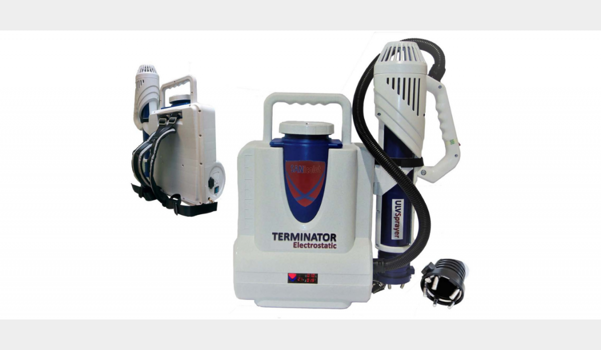 disinfectant fogger - sws group