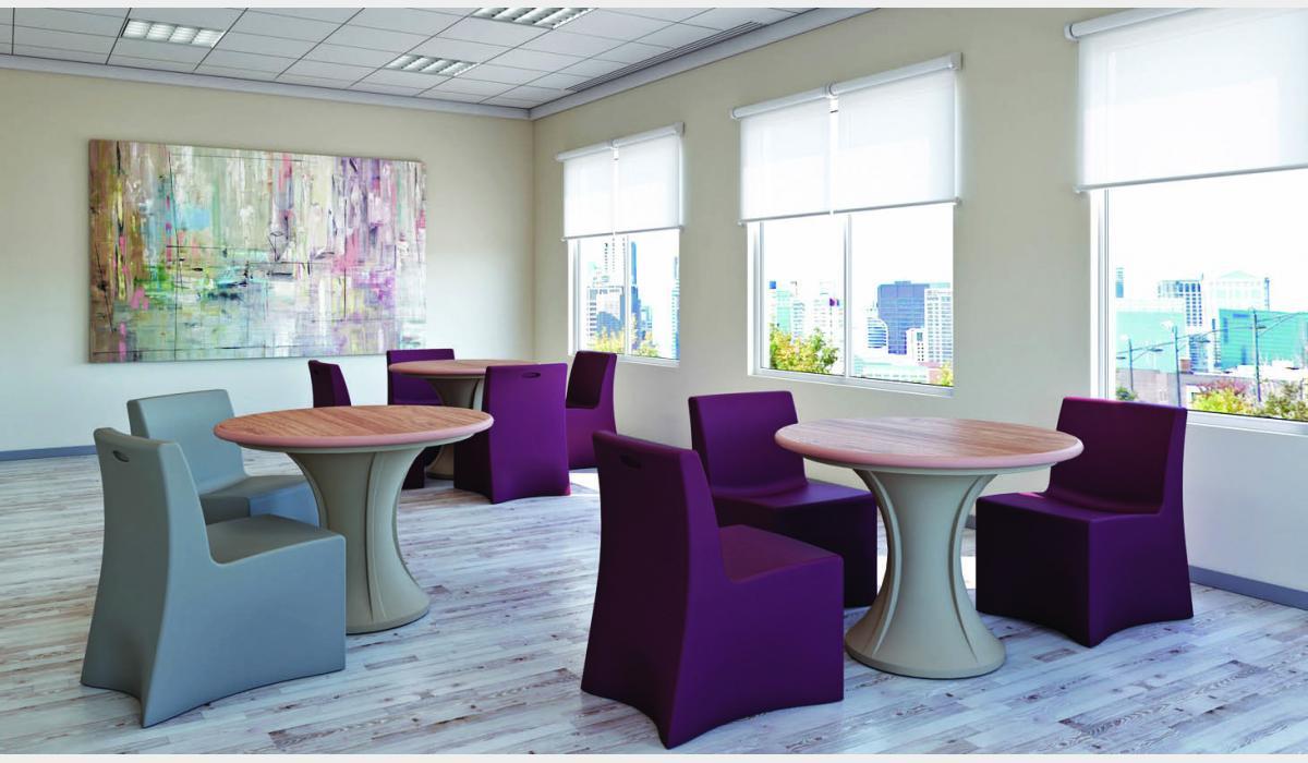 Anti-Ligature Chair - SWS Group